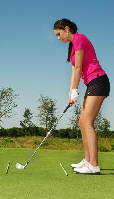 Golf Alignment Drills